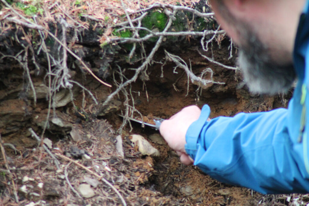 Bodenkunde mit Ben Tüxen