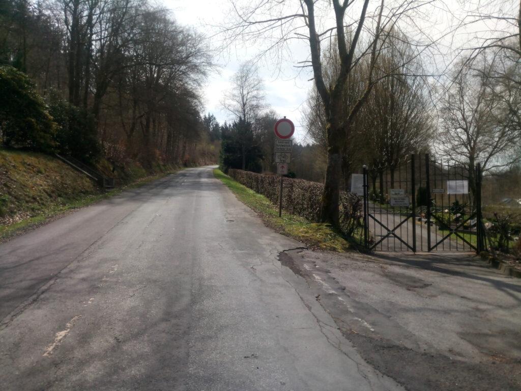 Friedhof Allenbach am Siegerlandweg X5