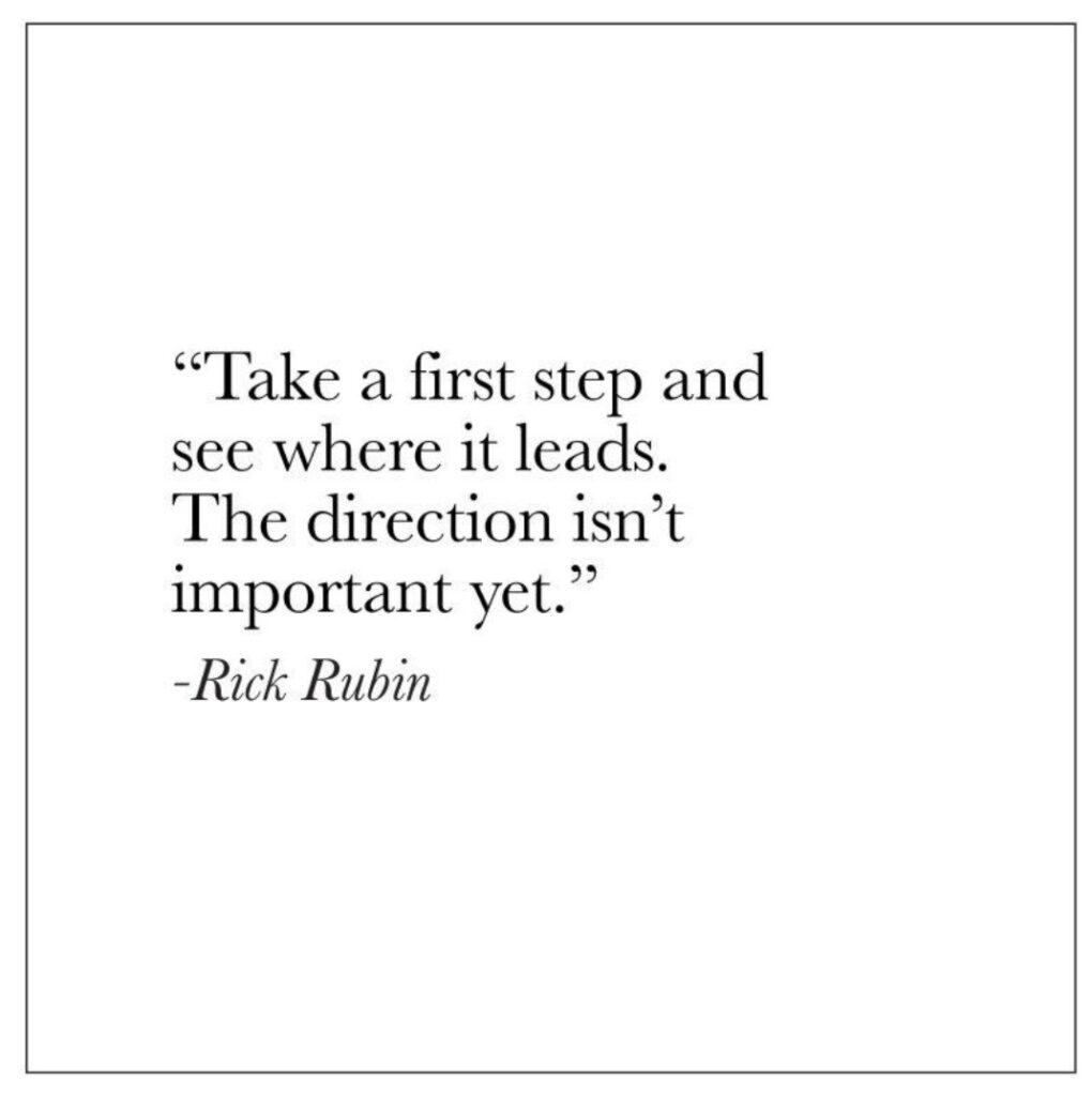 Zitat von Rick Rubin