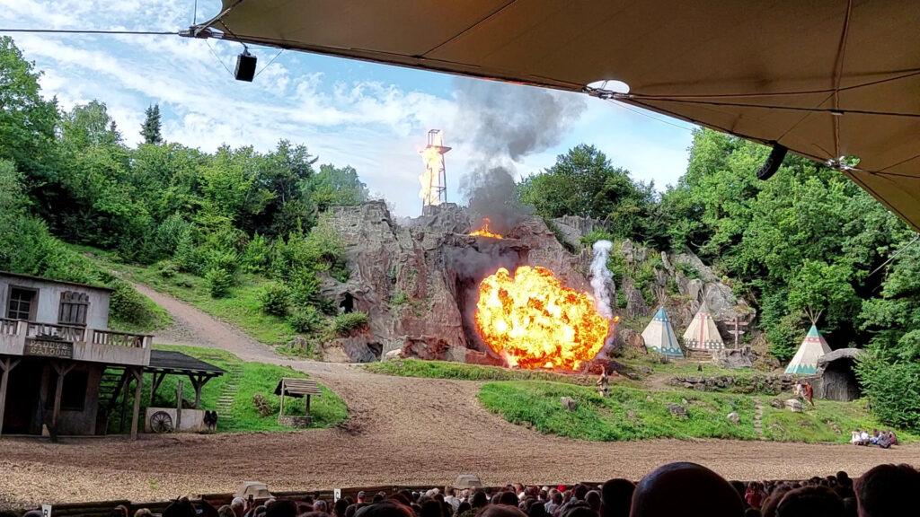 finale Explosion Elspe Festival 2021